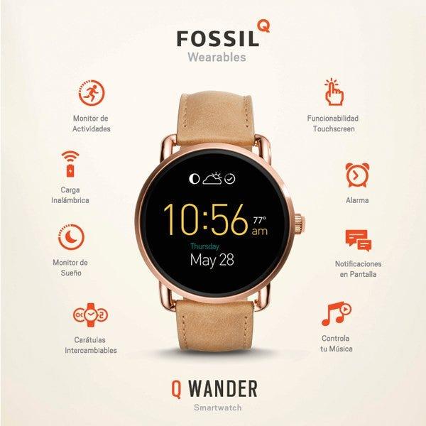 Fossil Q Wander