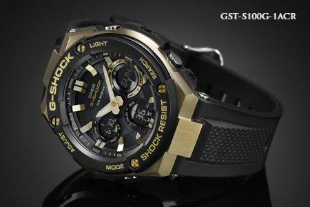 Casio G-Shock GST-S100G-1ACR