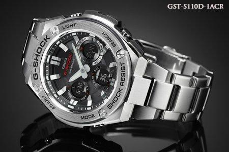 Casio G-Shock GST-S110D-1ACR