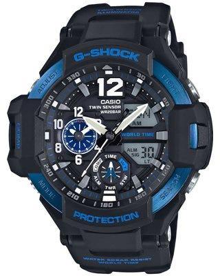 G-Shock azul