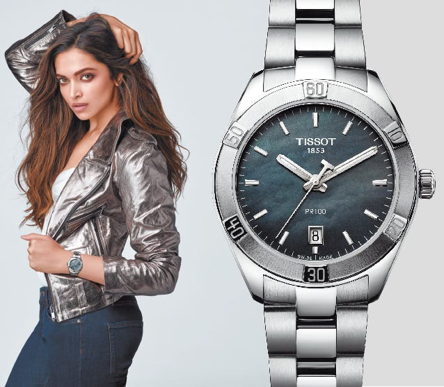 Reloj Tissot PR100 Lady Sport–Chic