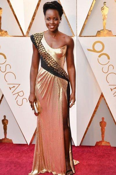 Lupita Nyongo Oscar 2018