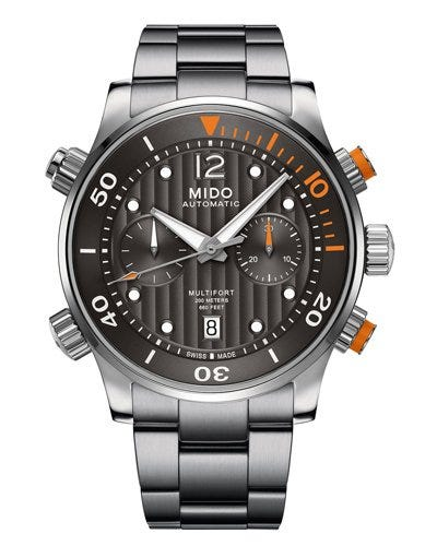 Mido Diver MUltifort