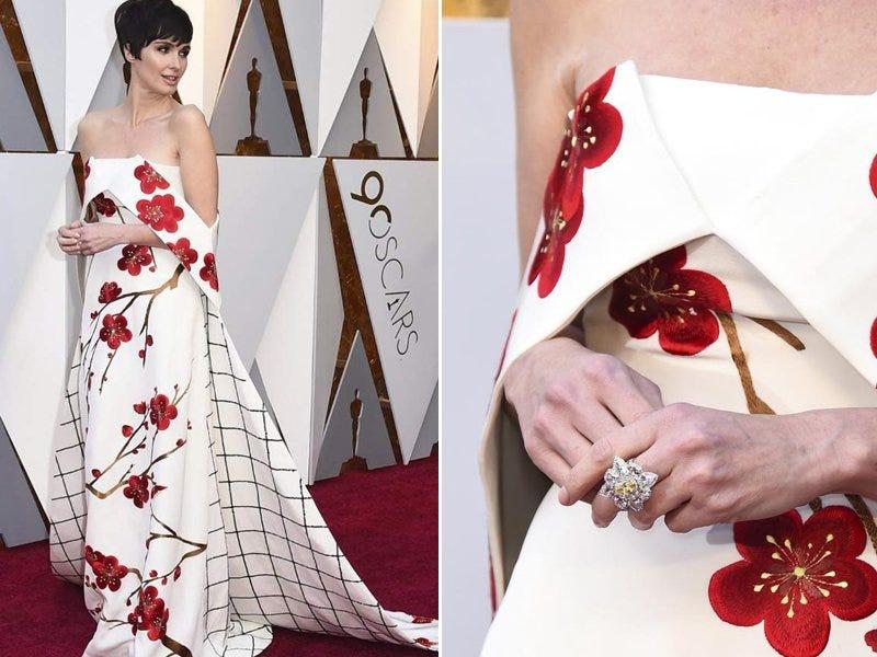 Paz Vega en Oscar 2018