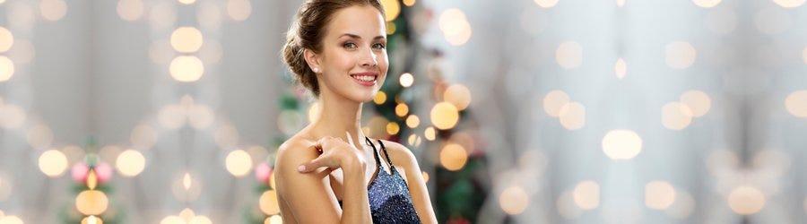 Recomendaciones de oro para brillar en Navidad