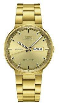 Reloj Mido dorado