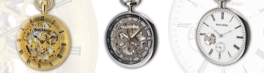 Relojes de bolsillo Bizzarro