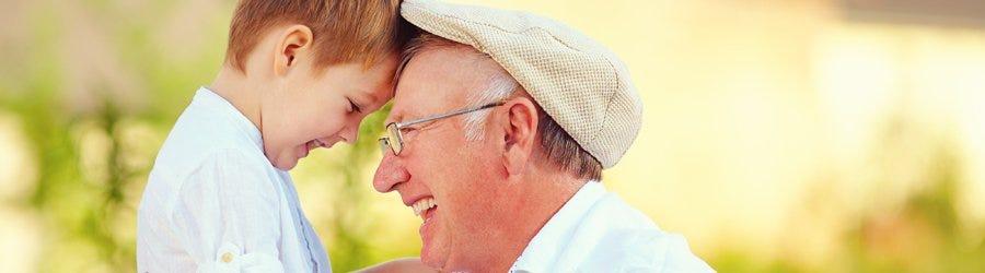 Feliz Día del Abuelo