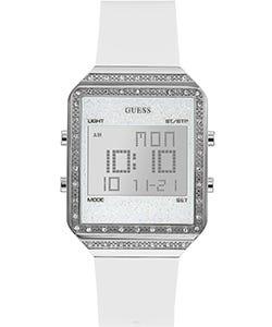 Reloj blanco Guess