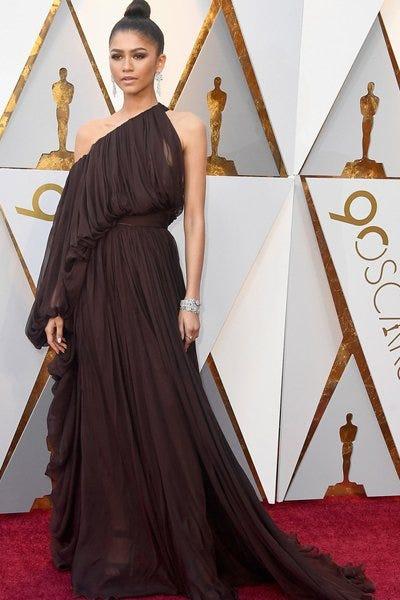 Zendaya Oscar 2018
