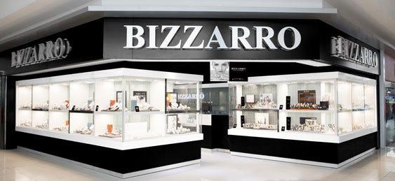 Buscador de Tiendas BIZZARRO
