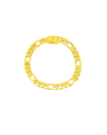 Pulsera Cartier (3X1) de Oro Amarillo para Caballero 21 cm