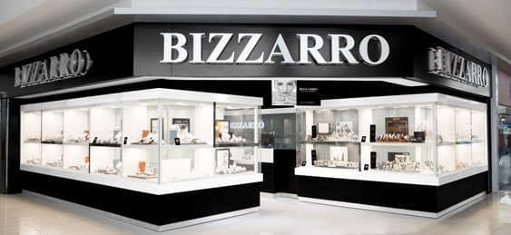 Fachada de sucursal BIZZARRO