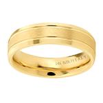 Argollas de Matrimonio - Oro Amarillo